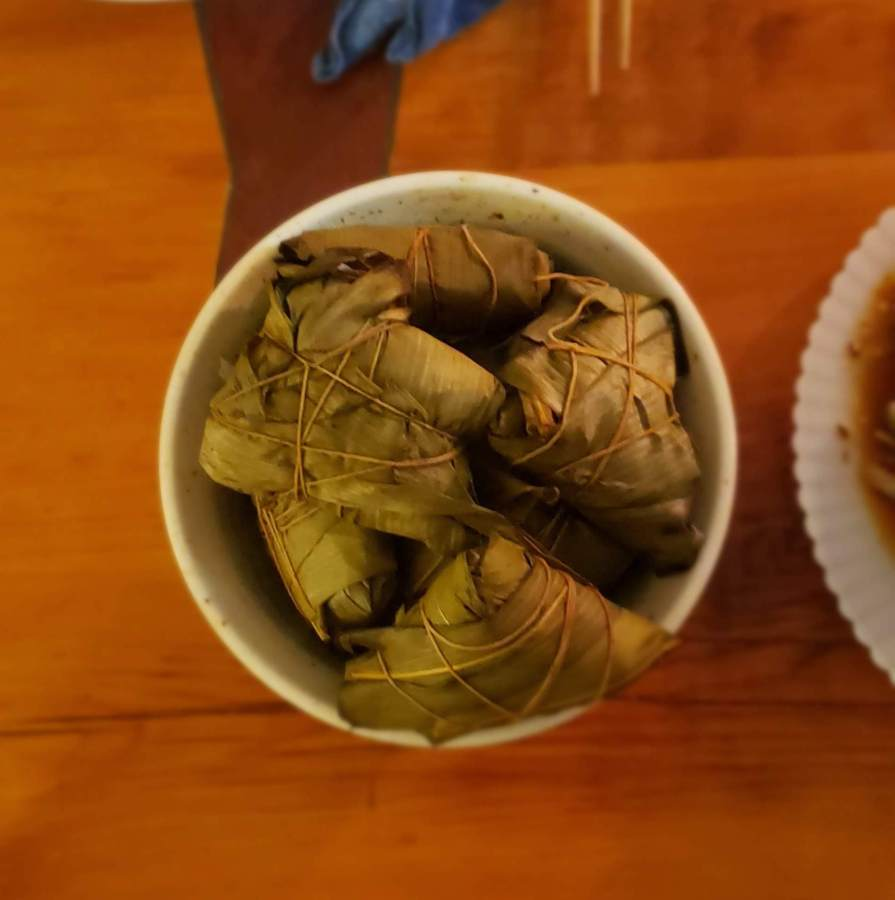 Zongzi, or How to Stay Busy During Quarantine
